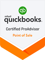 quickbooks certified point of sale proadvisor badge