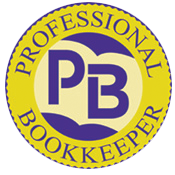 professional bookkeeper logo